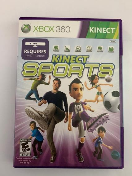 Jogo Kenect Sports Xbox 360