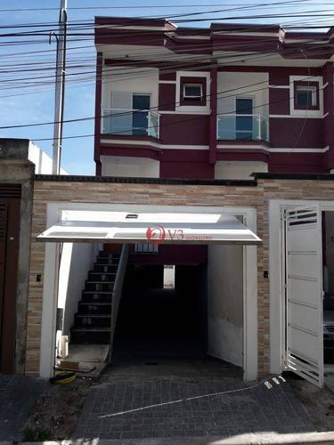 Imagem 1 de 30 de Sobrado Com 3 Dormitórios À Venda, 180 M² Por R$ 510.000,00 - Jardim Fernandes - São Paulo/sp - So0390