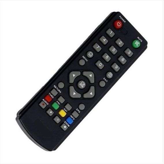 Controle Remoto Showbox S-box Mini Sd