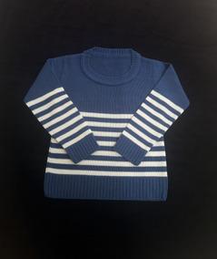 Blusa Suéter Bebê Roupa Lã Inverno Meninos E Meninas Ref 011