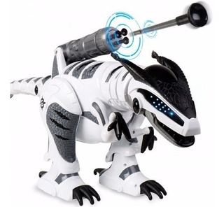 Juguete Dinosaurio Inteligente Interactivo Rc Control Remoto