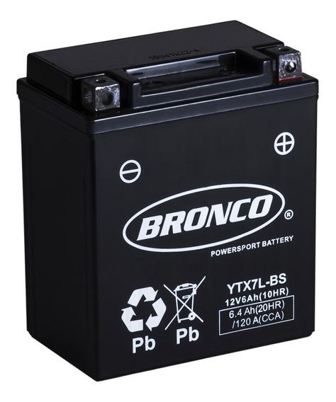 Bateria Bronco Ytx7l-bs