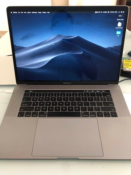 Macbook Pro 2017 I7 2.9ghz 16gb 15pol 512gb Valor Final