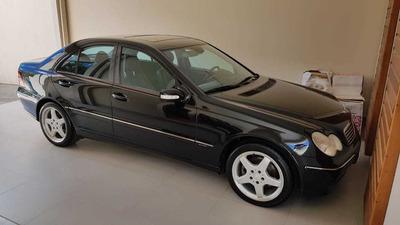 Mercedes-benz C 240 Avantgarde 2.6 2001/2002