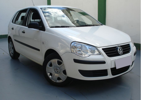 Volkswagen Polo Hatch 1.6 Total Flex 106 Cv 2007