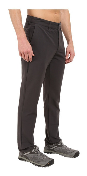 Pantalón The North Face Rockaway Gris Hombre M, L Y Xl