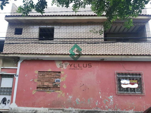 Imagem 1 de 15 de Casa De Rua-à Venda-cascadura-rio De Janeiro - C70331
