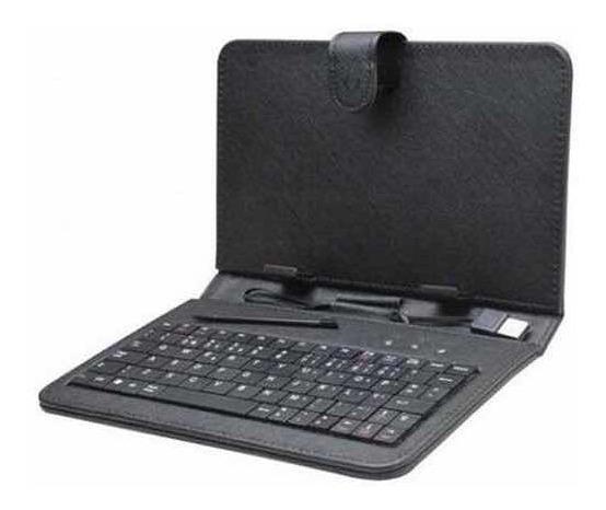 Kit Lote 20 Capa Tablet Com Teclado Case 7 Polegadas Lojista
