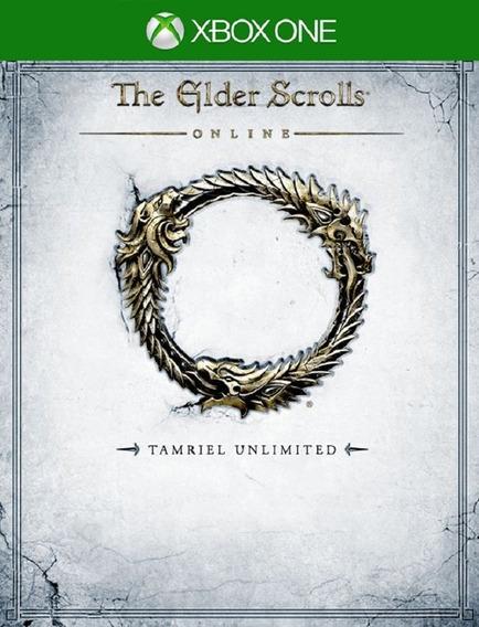 The Elder Scrolls Tamriel Xbox One