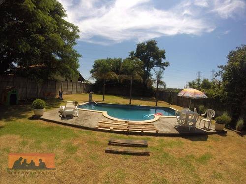 Imagem 1 de 25 de Casa Residencial À Venda, Chácara Santa Margarida, Campinas. - Ca1118