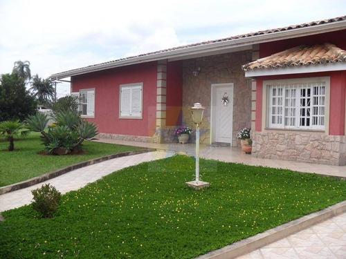 Casa Residencial À Venda, Jardim Paulista, Atibaia - Ca0908. - Ca0908