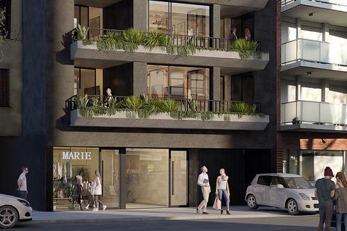 Apartamentos Venta Cordón Montevideo Jackson 1419 - Apartamentos De 1 Y 2 Dormitorios