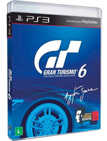 Gran Turismo 6 Ps3 Psn - Gt 6 - Midia Digital
