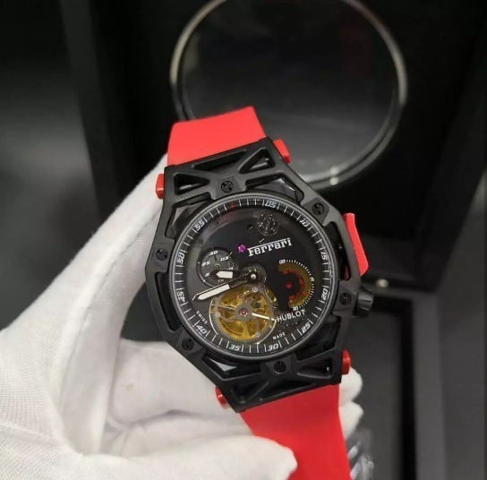 Relógio Eta - Mod Ferrari Limited Edition Base Eta Vk G20.