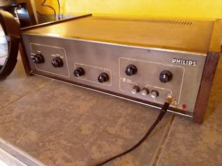 Amplificador Philips Vintage