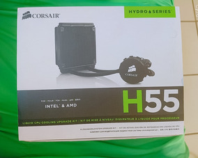 Watercooler Corsair Hydro Series Quiet Edition H55 - Cw-9060