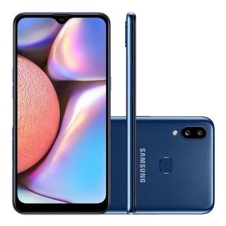 Celular Samsung A107 Azul 32gb Am - Voltagem 220v