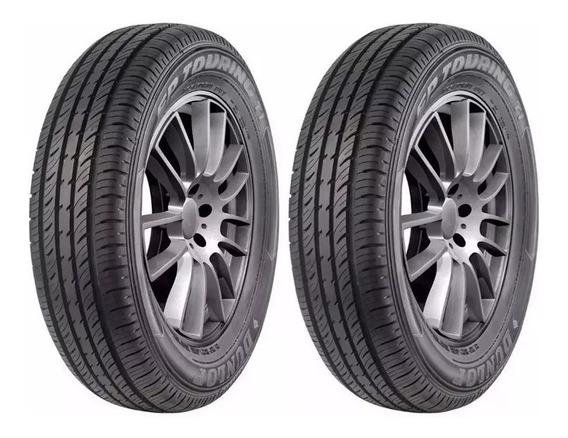 Kit 2 Pneu Aro 13 Dunlop Sp Touring R1 175/70 R13 82t