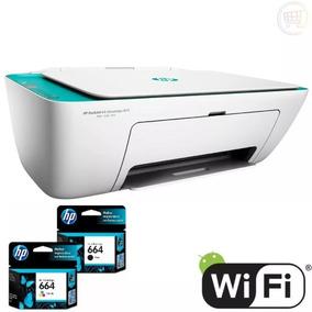 Impressora Hp 2675 - Multifuncional - Wifi -bivolt/ Promoção