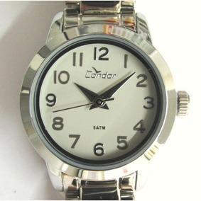 Relógio Condor Feminino Pulseira De Aço Co2035kwy/3c