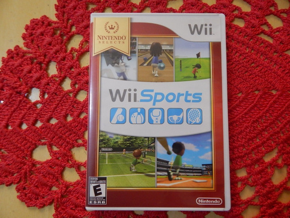 Wii Sports (nintendo Selects) Wii Wiiu