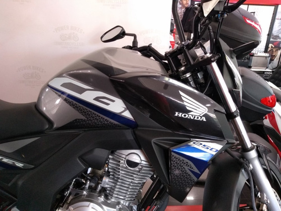 Linea Nueva!!! Honda Twister 250 0km 2020 - Power Bikes