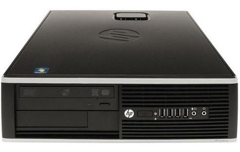 Computador Hp Compaq 6200 - Core I5, 6gb - Hd 1 Terabyte
