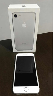 iPhone 7 Prata 32 Gb