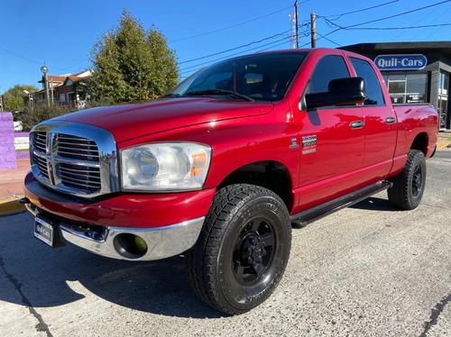 Imagen 1 de 14 de Dodge Ram 2009 5.9 2500 Laramie Quadcab 4x4