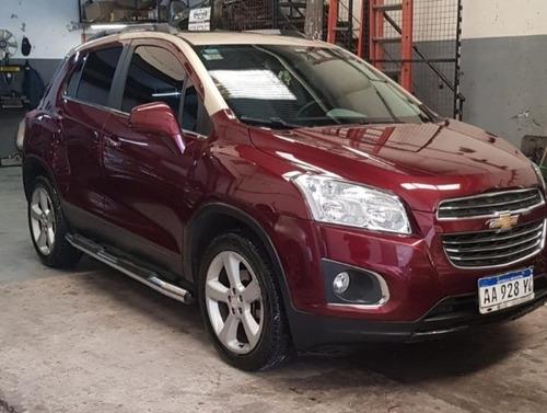 Chevrolet Tracker 1.8 Ltz+ 140cv 2017
