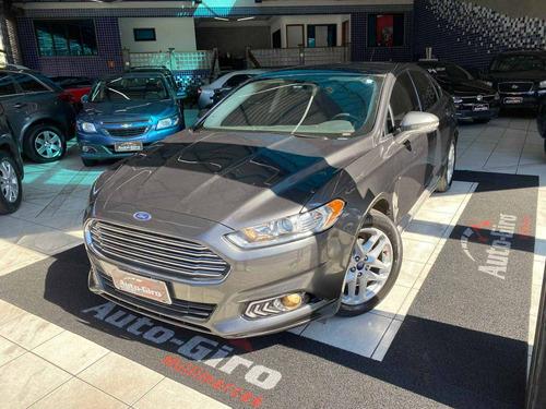 Imagem 1 de 11 de Ford Fusion 2.5 16v Flex 4p Automático
