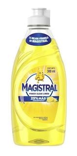Detergente Magistral 300ml X10 Envío Gratis Necochea