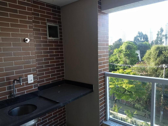 Venda Para Investidor. Apartamento Alugado. São 3 Dormitórios, 89 M² - Vila Bastos - Santo André/sp - Ap0347