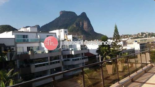 Imagem 1 de 15 de Cobertura-à Venda-barra Da Tijuca-rio De Janeiro - 500300