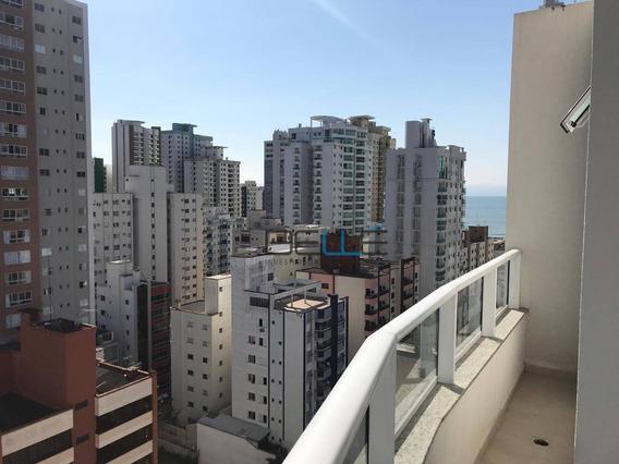 Cobertura Com 3 Dormitórios À Venda, 240 M² Por R$ 2.250.000 - Centro Norte - Balneário Camboriú/sc - Co0004