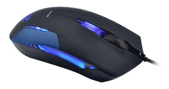 E-blue - Mouse Optico Cobra Ii 1600dpi - Azul - Ems151bl