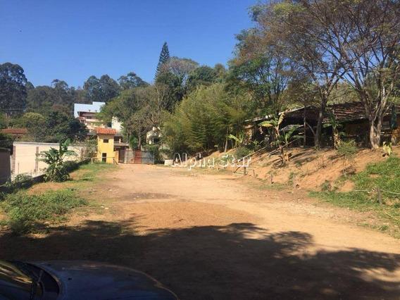 Chácara Com 3 Dormitórios À Venda, 2500 M² Por R$ 1.500.000 - Chácara Estela - Santana De Parnaíba/sp - Ch0028