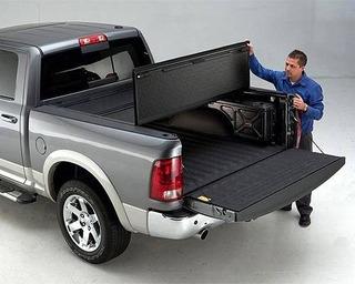 Undercover Flex - Tapa Plegable Para Caja Toyota Hilux 16-18