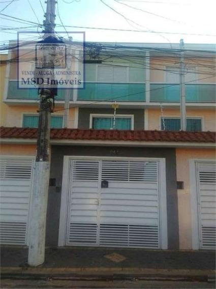 Sobrado A Venda No Bairro Vila Constança Em São Paulo - Sp. - 2509-1
