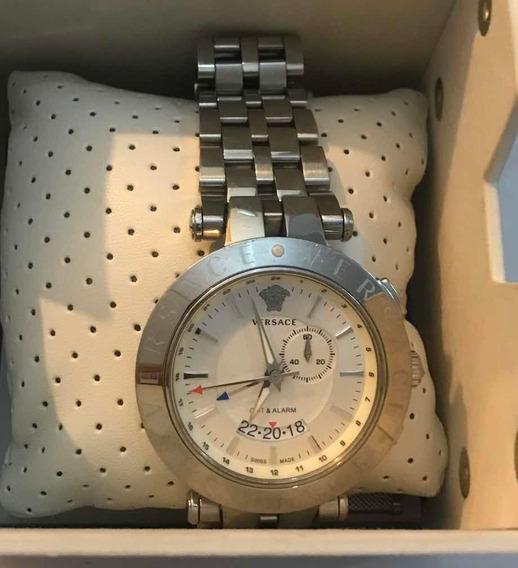 Reloj Versace Vrace Gmt. V/c