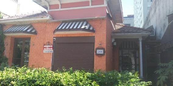 Vendo Casa Comercial Vila Mariana São Paulo