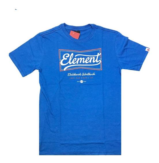 Remera Niños Element Ernst Tee Boys 23107006 Cce