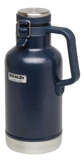 Termo Stanley Growler Cervecero 1.9 L Azul