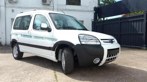 Peugeot Partner Patagonica Autoplan 100% Financiado