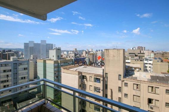 Cobertura Com 2 Dormitórios À Venda, 85 M² Por R$ 540.000 - Centro Histórico - Porto Alegre/rs - Co0192