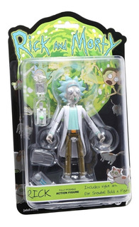 Funko Articulated Rick And Morty Rick