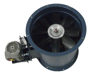 Exaustor Axial Transmissão 50cm - Vc500ttr - Trifásico