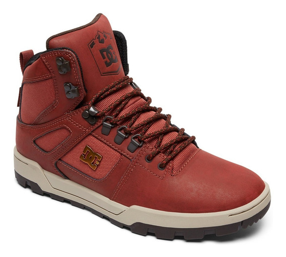 Zapatillas Dc Spartan High Wr Boot - Big Buey -