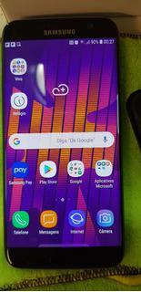 Samsung Galaxy S7 Edge + Óculos De Realidade Virtual E Capas