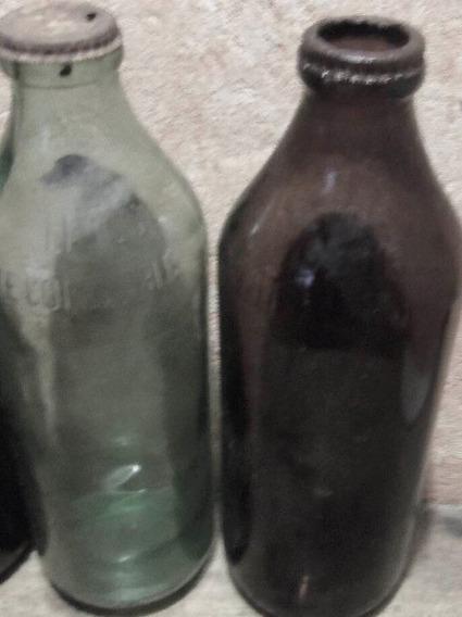Botellas De Vidrio (aceite)